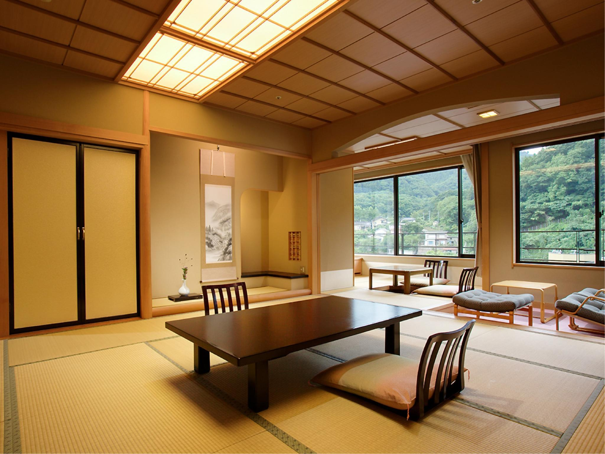 Deluxe Japanese-style Room (East Wing)