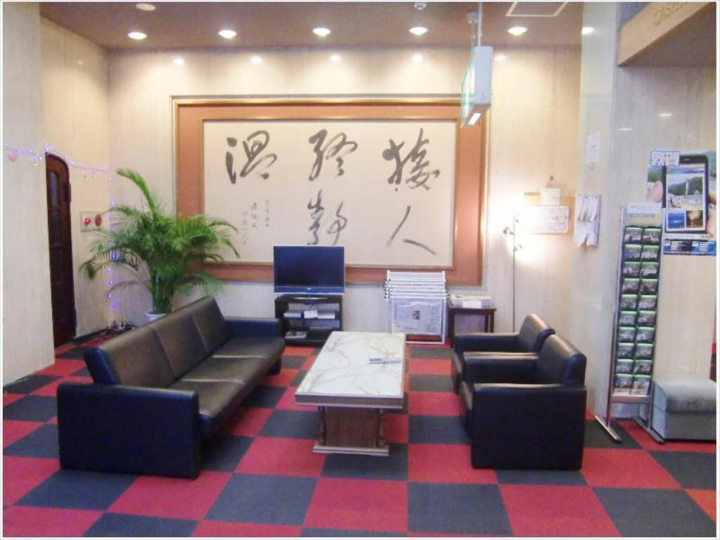 大堂 Hotel Select-Inn Tsuruga