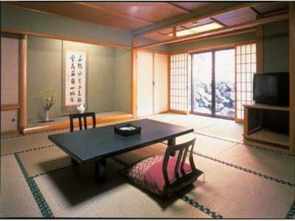 Japanese-style Room *No bath in room - 客房 椿宿 吉田屋 (Tsubaki no Yado Yoshidaya)