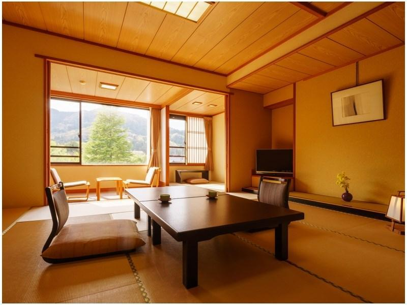 和式房 (Japanese-style Room (Yubae-no-Yakata Wing))