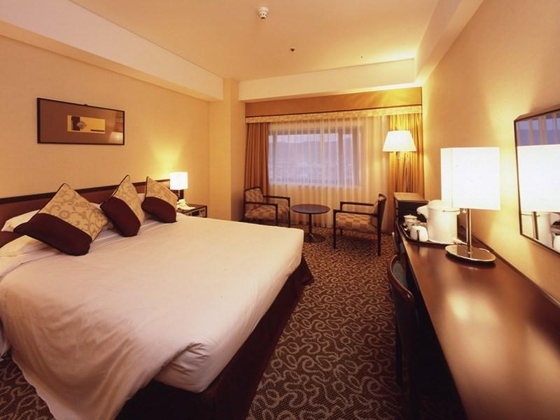 Superior Double Room (Upper Floors)