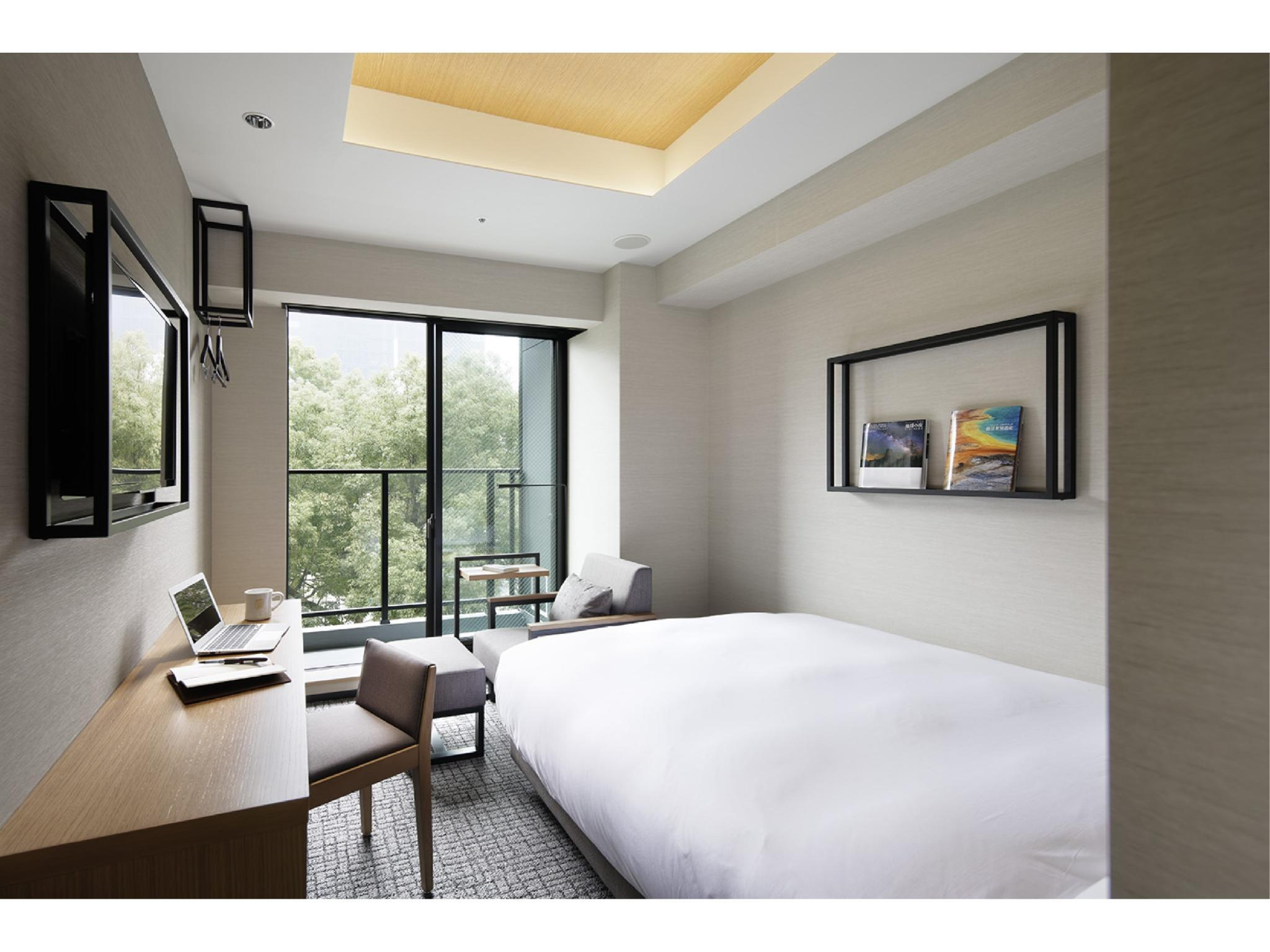 Moderate Double Room with Balcony