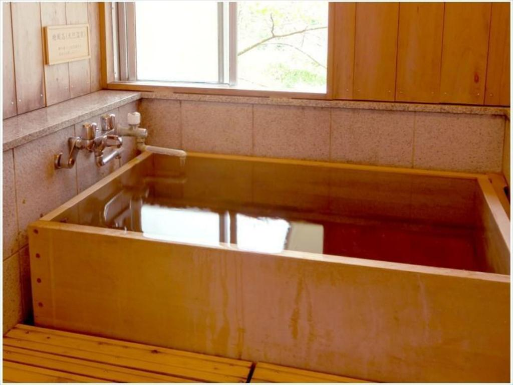 Japanese-style Room with Cypress Bath (Suiyo-kan Wing) - Guestroom