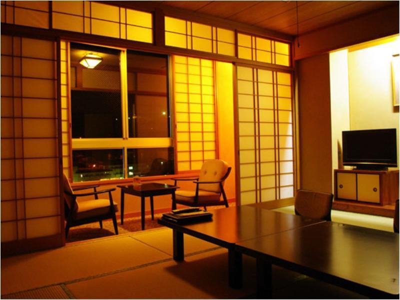 Japanese Style room with Private Bath & Private Toilet