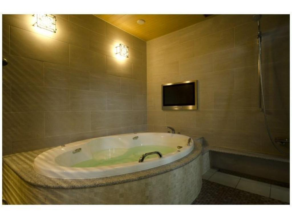 2-Story Maisonette with Hot Spring Bath