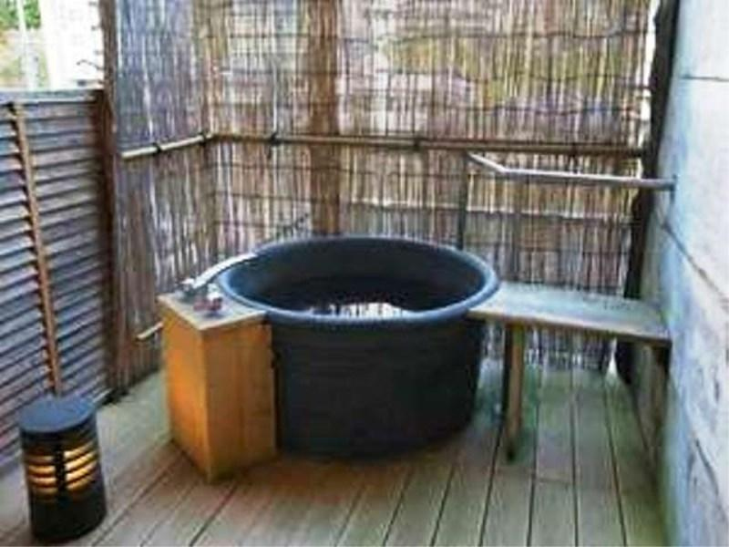 檜館 露天風呂付客室 (Japanese-style Room with Open-air Bath (Hinokikan Wing))