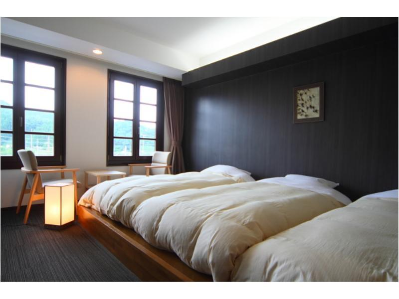 Modern Japanese-style Triple Room