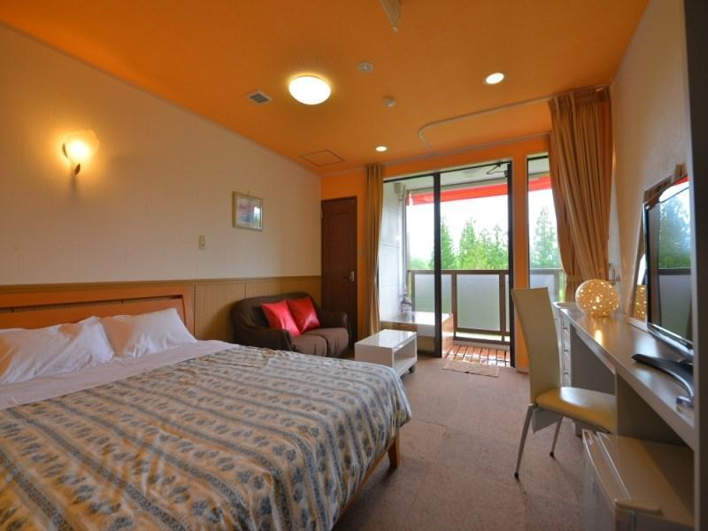 Double Room with Open-air Bath (Deluxe Double Room with Open-Air Bath)