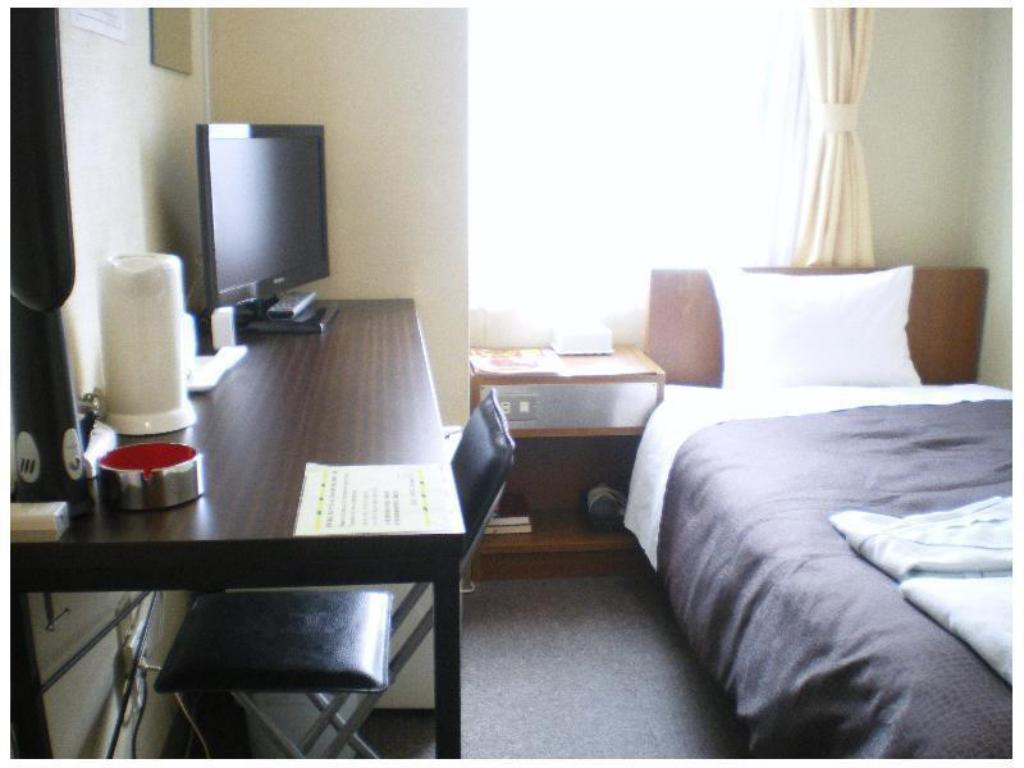 Economy Single Room - Guestroom Hotel Select Inn Utsunomiya