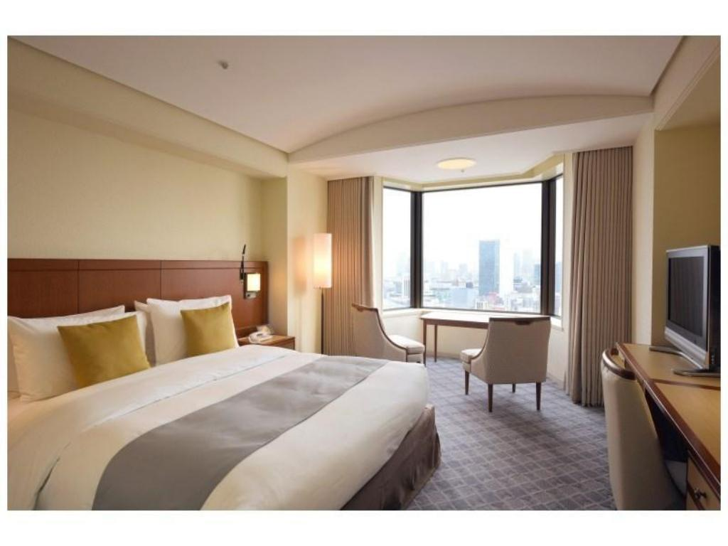 Standard Double Room (Tower Wing) - ห้องพัก
