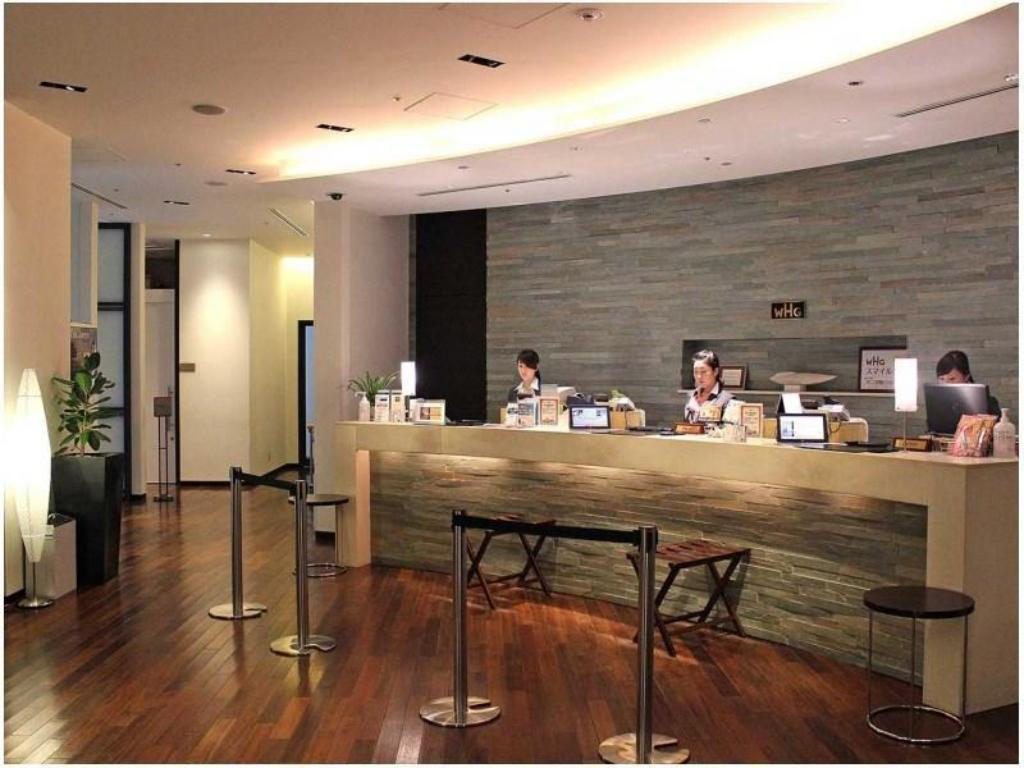 Lobby Hotel Gracery Ginza (Washington Hotel Group)