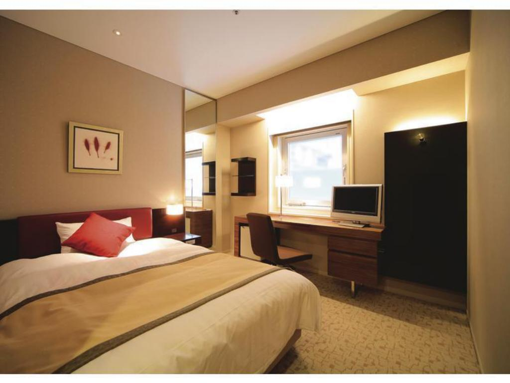 Semi-Double Room - Guestroom Hotel Gracery Ginza (Washington Hotel Group)