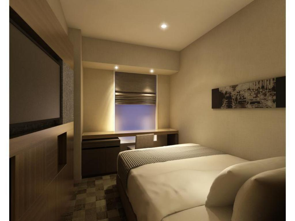 Single Room - Guestroom Hotel Sunroute Ginza