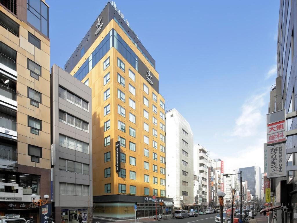 CANDEO HOTELS 東京新橋 (Candeo Hotels Tokyo Shimbashi)
