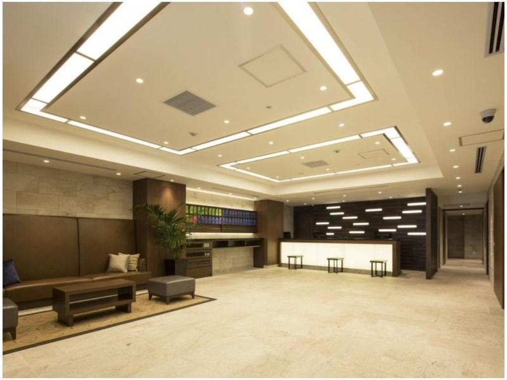 大廳 Hotel MyStays 五反田站前 (Hotel MyStays Gotanda Station)