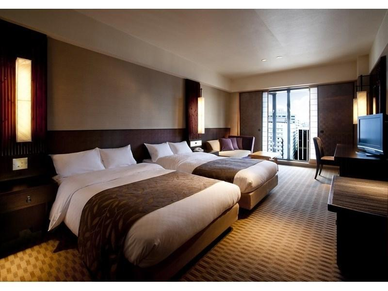 Superior Twin Room (Executive Floor)