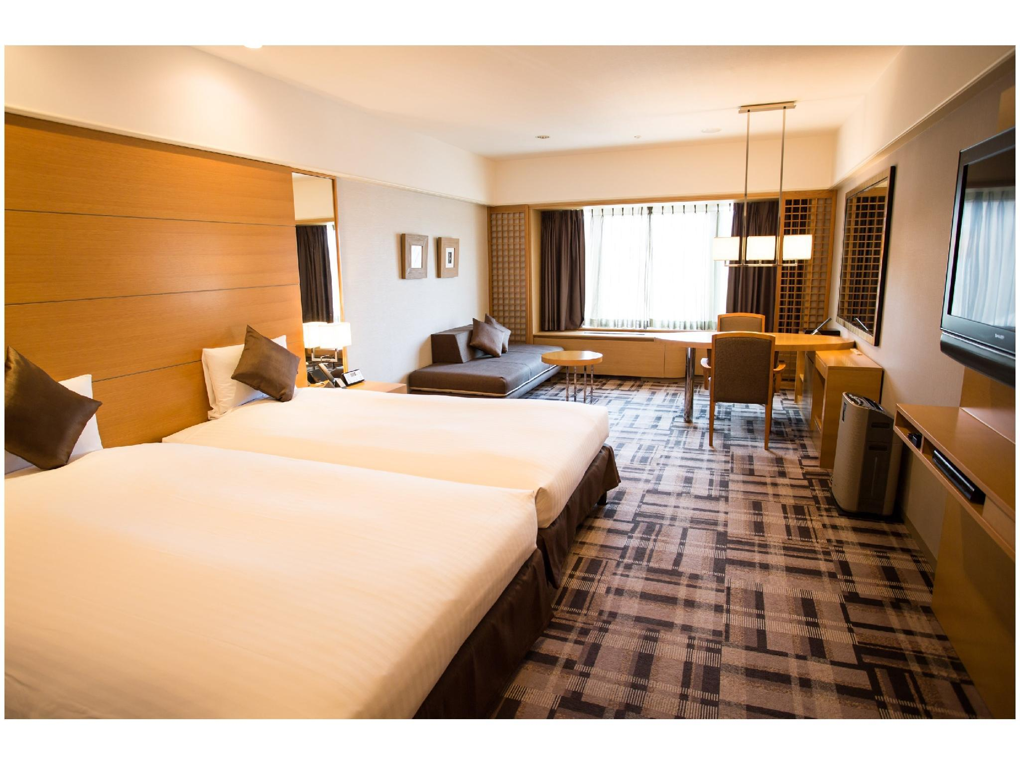 行政房(兩床) (Executive Twin Room)
