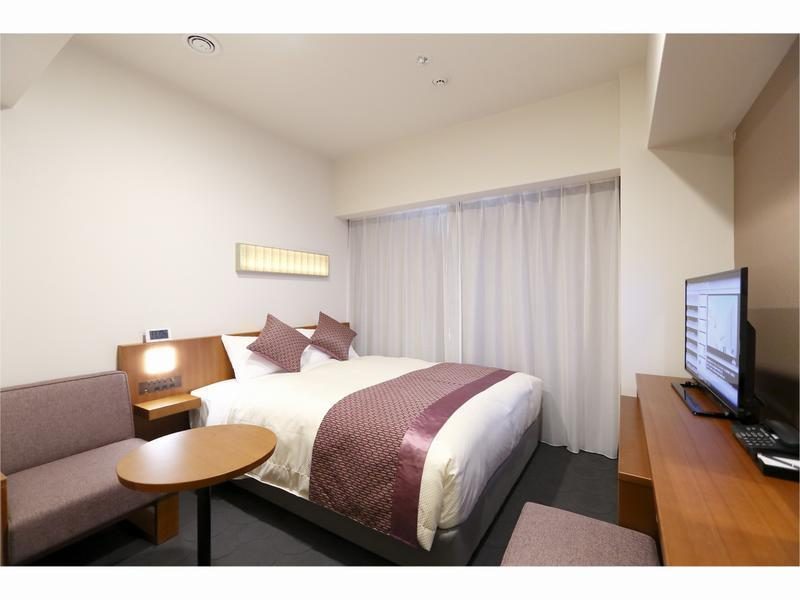 Standard Double Room (Type B, North Wing)