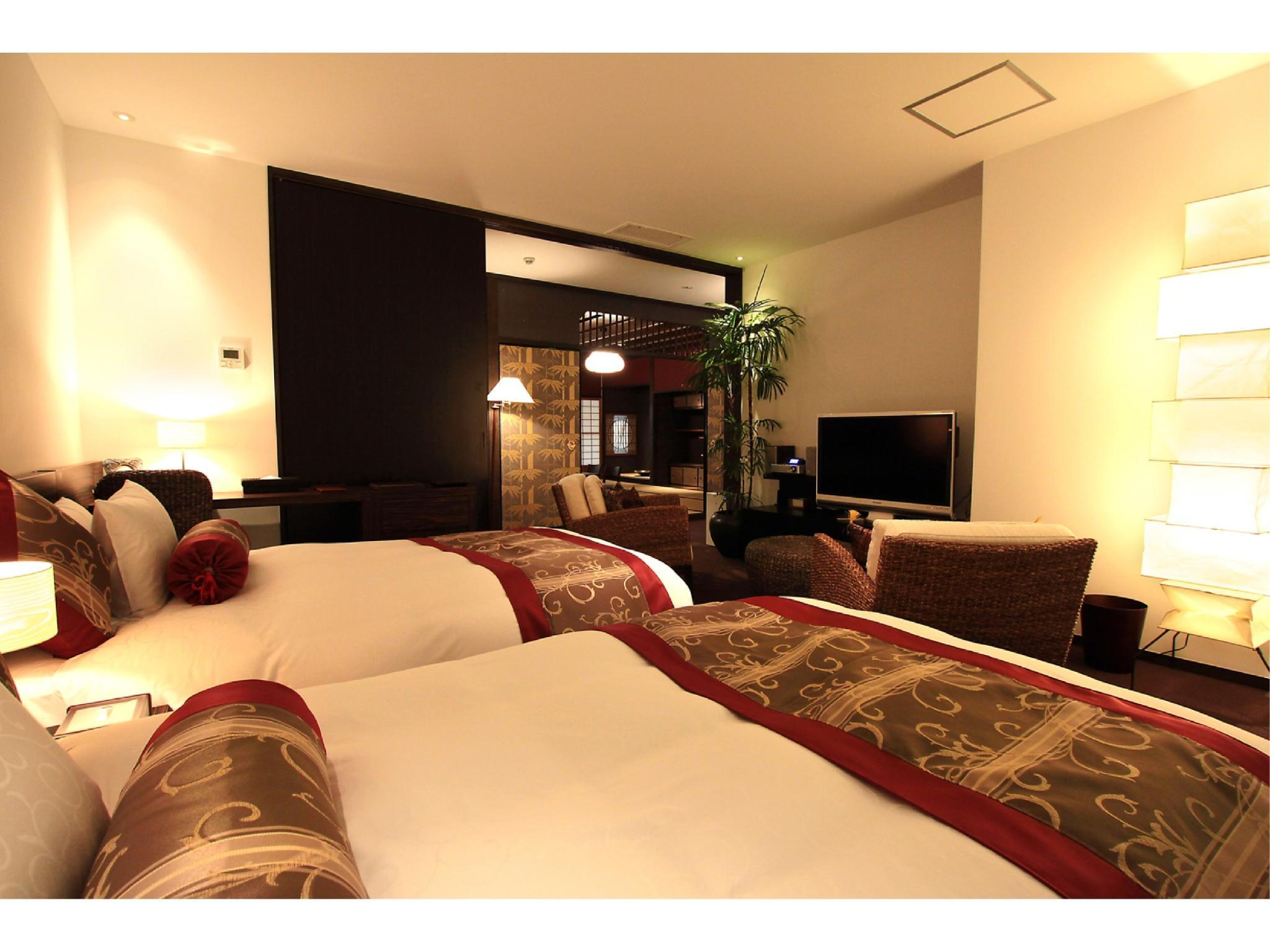 KIZASHI THE SUITE ROOM 【304大竹】|103平米 (Room)