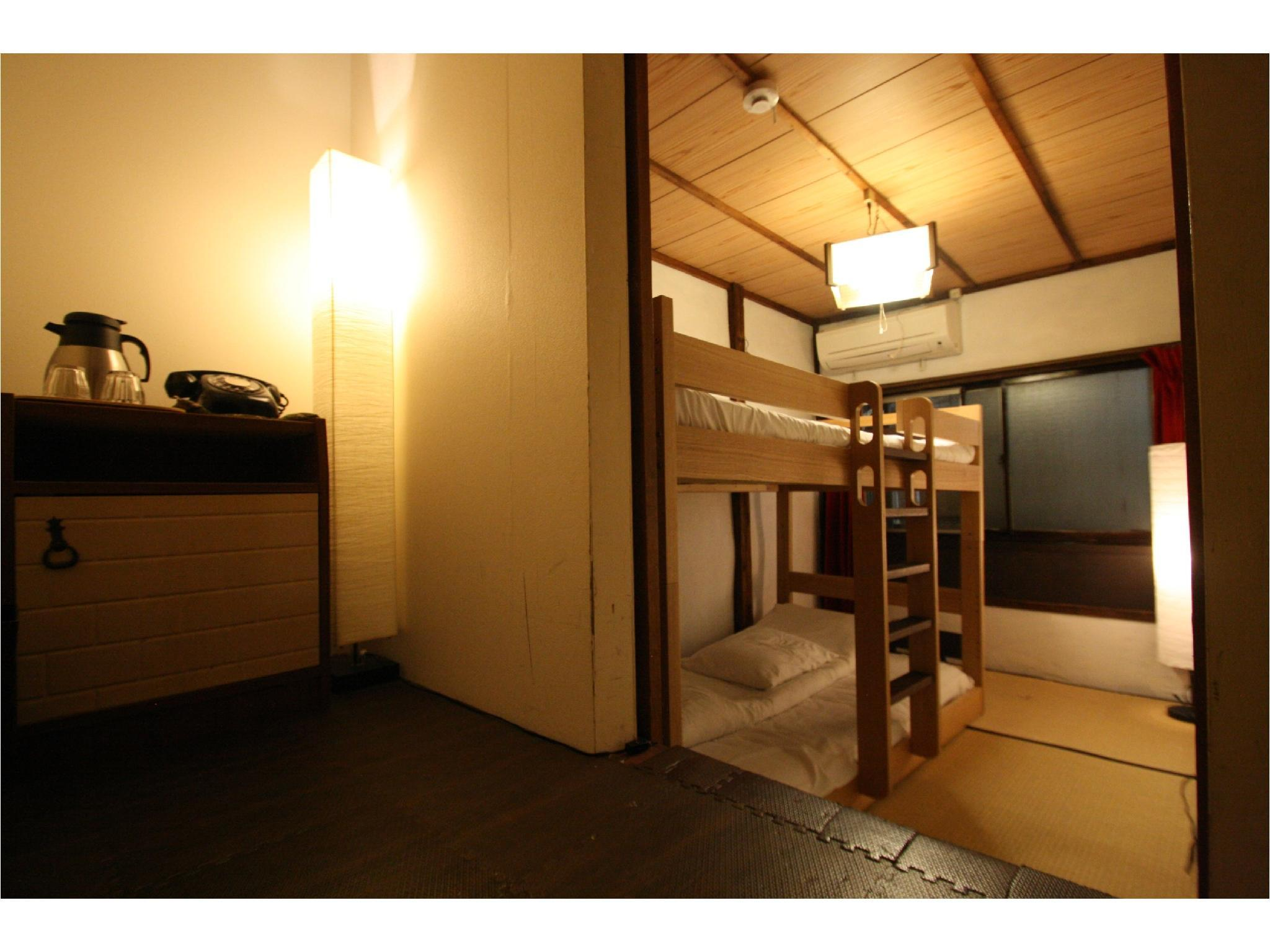 Japanese-style Private Room (Wakakusa Type) *No washroom or toilet in room