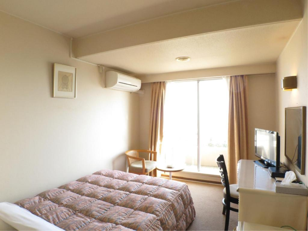 Semi-double Room with Terrace - Guestroom Hotel Tenchikaku