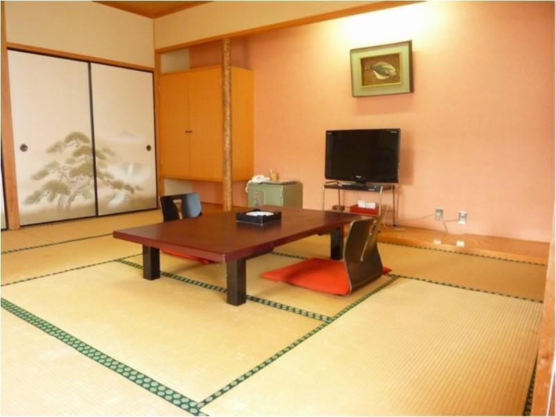 本館和式房 (無浴室)  (Japanese-style Room (Main Building) *No bath in room )