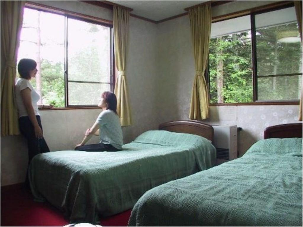 Room - Guestroom Pension Forest
