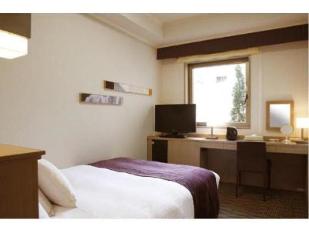 Single Room Type A - Guestroom Viale Osaka (Tokyu Hotels Affiliate Hotel)