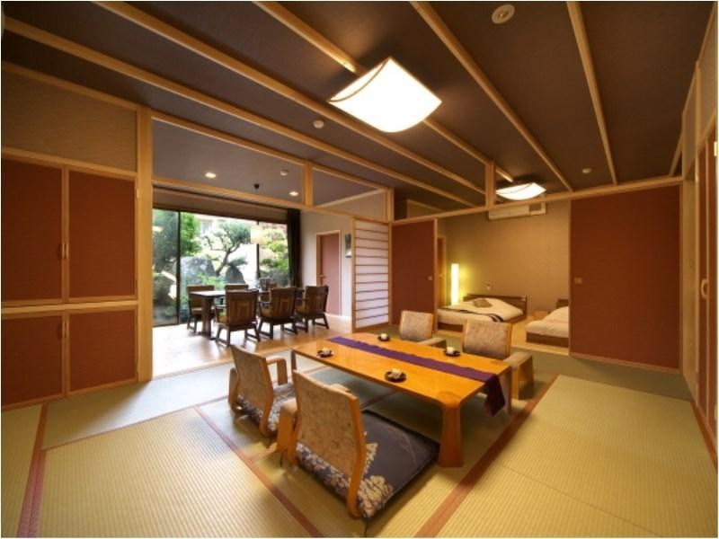 Special Room with Open-air Bath (Fuefuki Type)