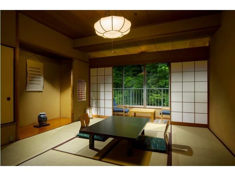 和式房(川側,西館,禁菸) (Japanese-style Room(River Side/West Wing/Non-smoking))