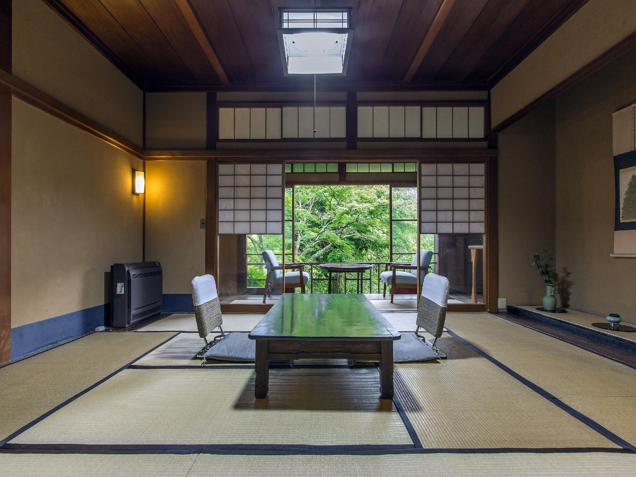 Japanese-style Room (Ume or Kodachi Type, Main Building) *No bath in room