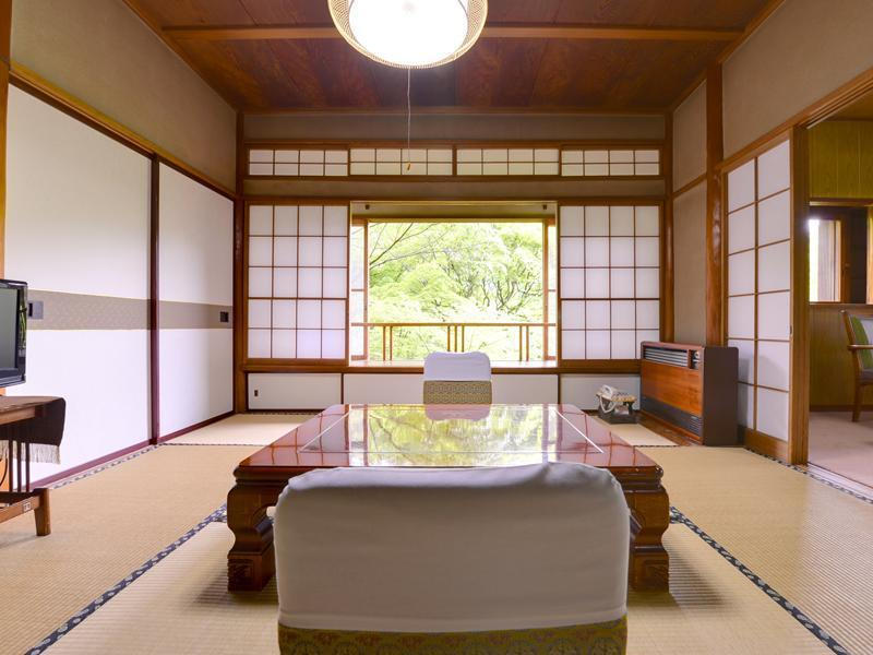 独立房(和式房) (Detached Japanese-style Room)