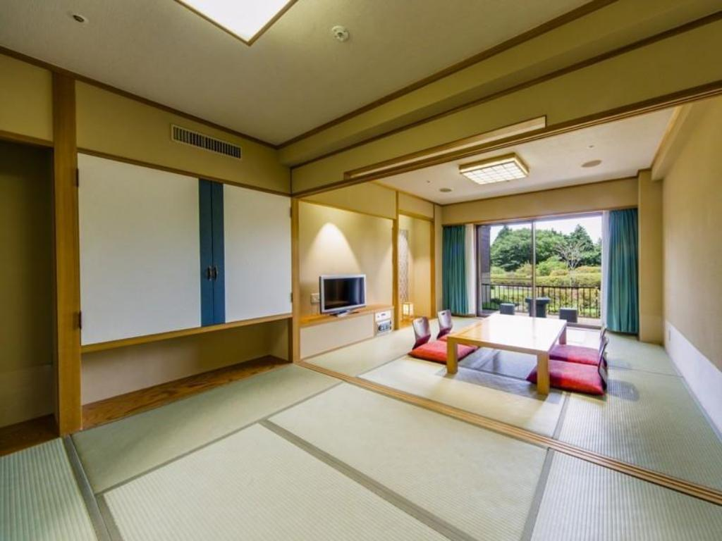 Japanese Style Room - Guestroom Hotel Green Plaza Hakone