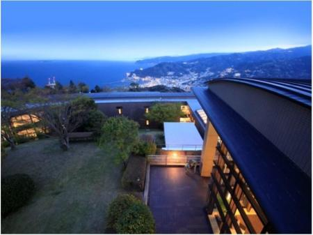 ホテル グランバッハ 熱海 クレッシェンド (Hotel Grand Bach Atami Crescendo (Formerly: Auberge Den Nature))