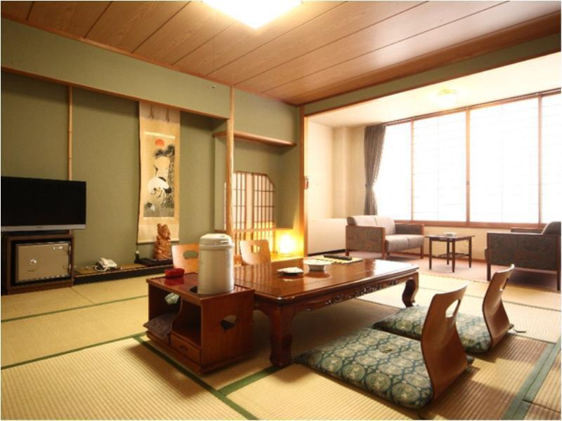 Allocated on Arrival (Japanese-style Room, Japanese/Western-style Room, or Western-style Room)