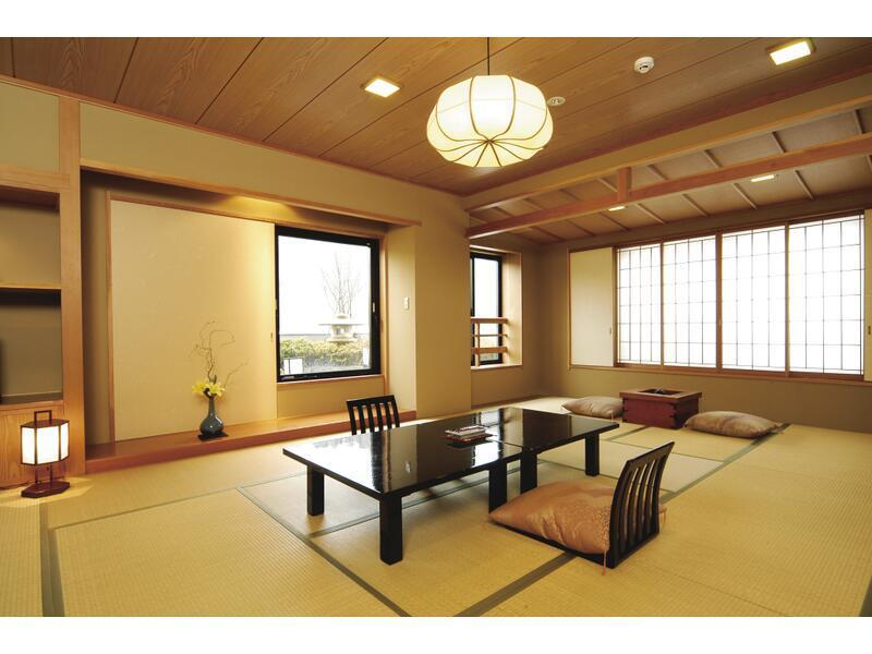 Japanese-style Room with Dining Room