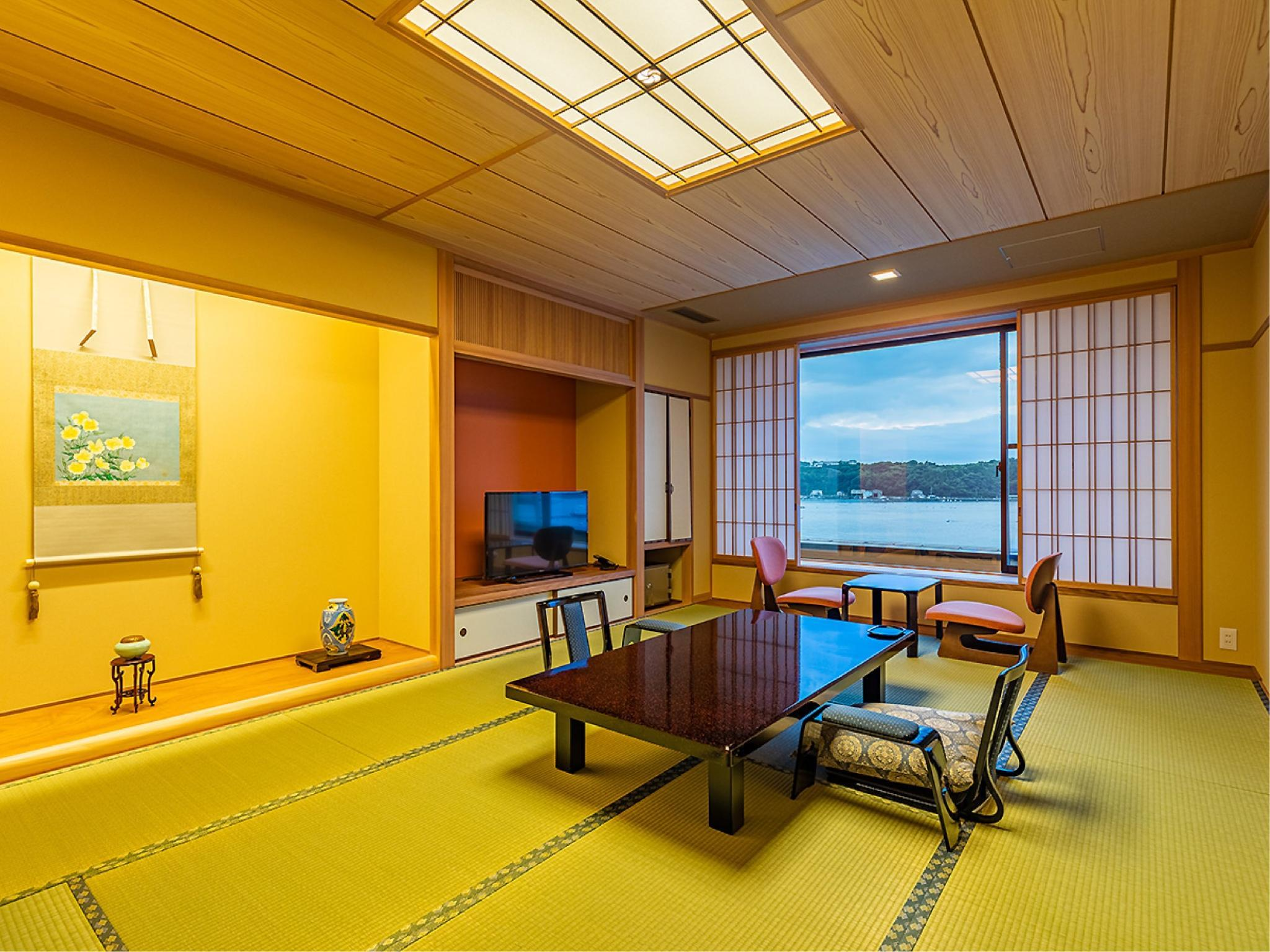 Japanese-style Room (Oto Type) *Refurbished 2019