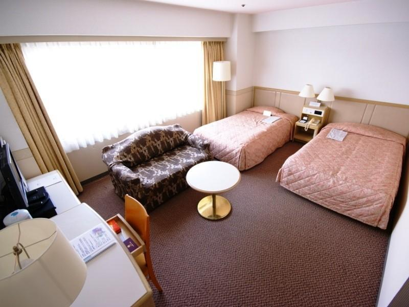 Twin Room (Mt. Fuji Side)