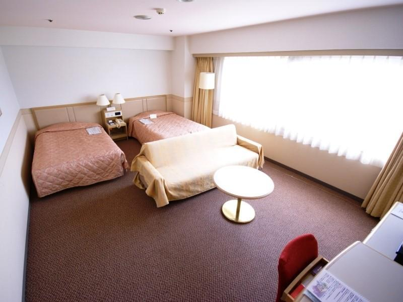 Deluxe Twin Room (Mt. Fuji Side)