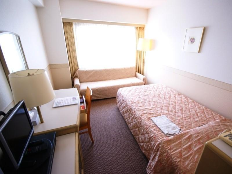 Economy Twin Room (Mt. Fuji Side)