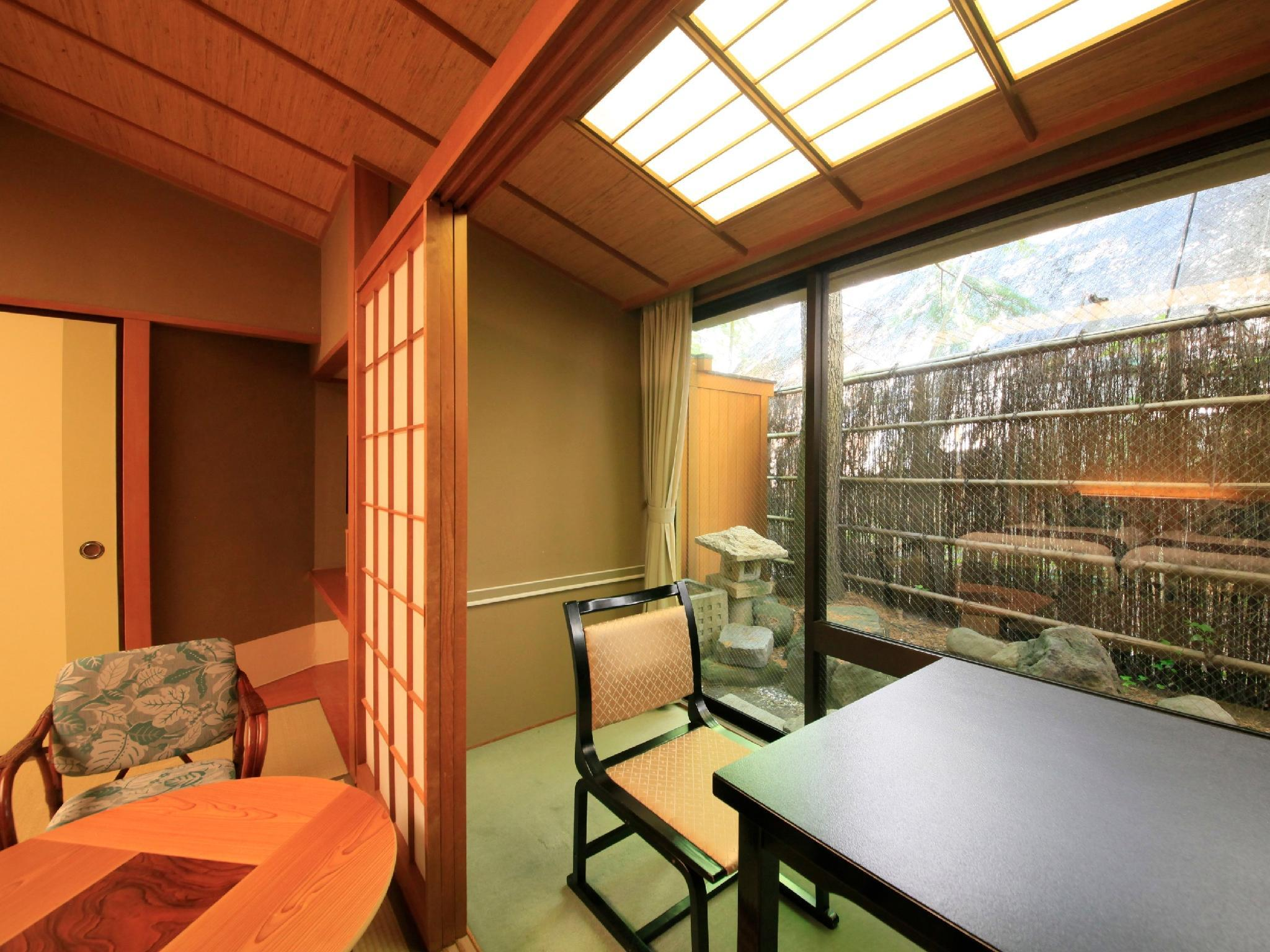 Japanese-style Room with Beds