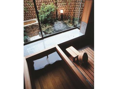 和室・禁煙 (Japanese-style Room with Cypress Bath (Matsu Wing))
