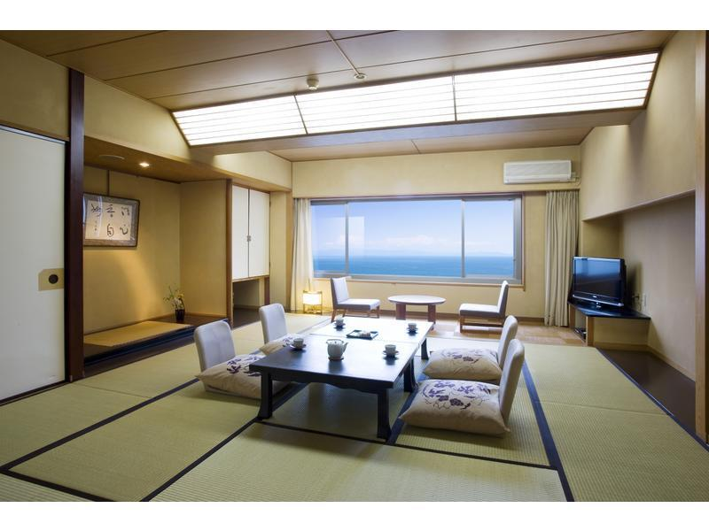 日式房(南翼) (South Wing Japanese Style Room)