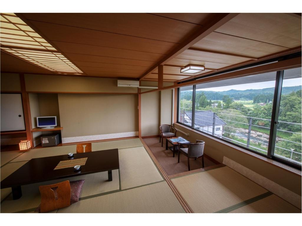 Japanese Style Room - Guestroom Itsukushien