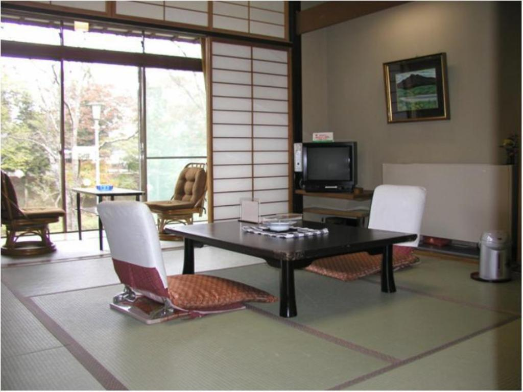 Japanese-style Room (Yayoitei Type) *Has toilet, no bath in room - Guestroom