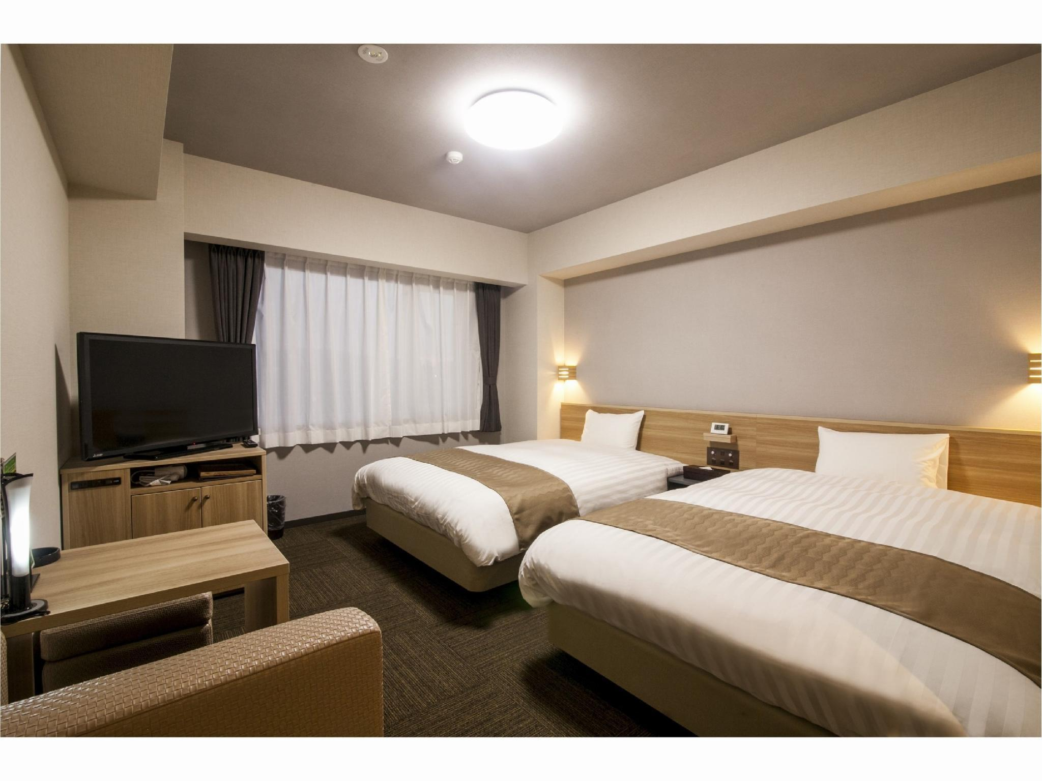 Twin Room (2 Double Beds)