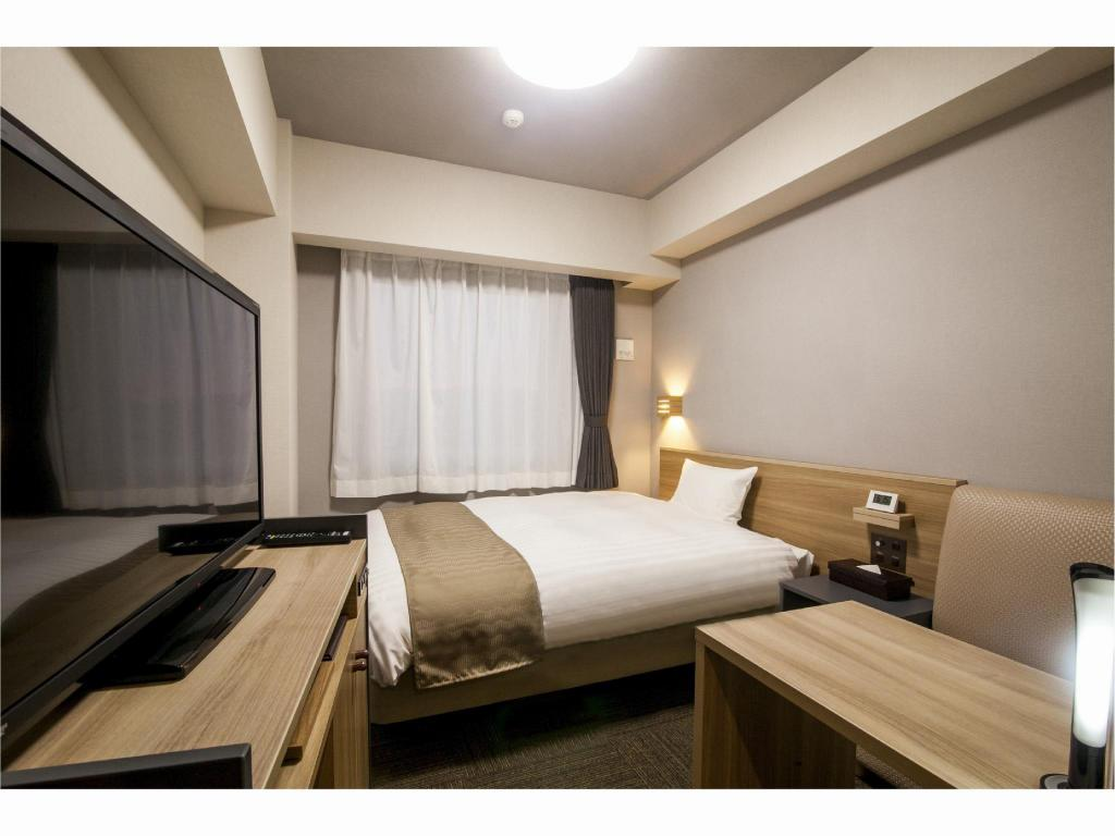 Single Room (Double Bed) - Guestroom