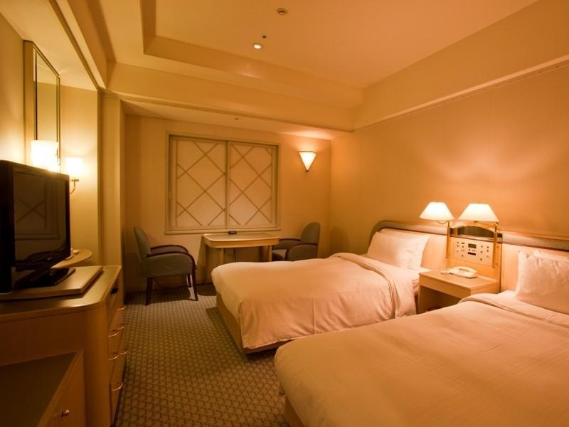 Standard Single Room (Twin or Double Bed)