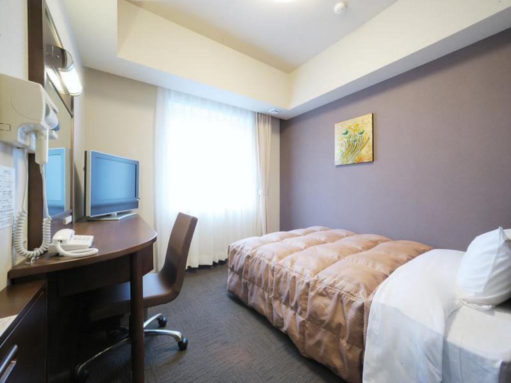 Single Room - Guestroom Hotel Route-Inn Sendainagamachi Inter