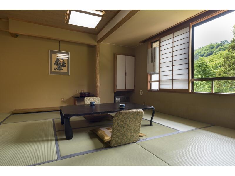 標準和式房※無浴室 (Standard Japanese-style Room *No bath in room)